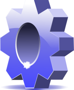 Gear Options Icon