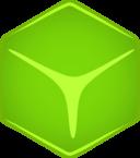 Architetto Cubo Verde