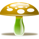 download Mushroom clipart image with 45 hue color