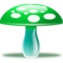 download Mushroom clipart image with 135 hue color