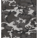 download Camouflage clipart image with 315 hue color