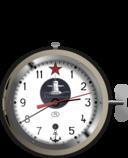 Soviet Nuclear Submarine Clock