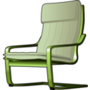 download Armchair 2 clipart image with 45 hue color