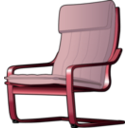 download Armchair 2 clipart image with 315 hue color