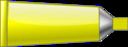 Color Tube Yellow