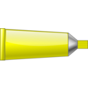 Color Tube Yellow