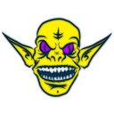 download Ice Goblin clipart image with 225 hue color