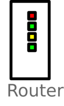 Router Labelled