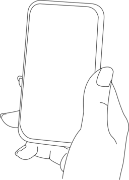 using phone as slate to draw on pdf
