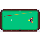 Pool Table Cue Balls