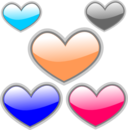 Gloss Heart 4