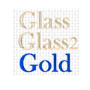download Glass And Gold Filters clipart image with 180 hue color