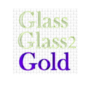 download Glass And Gold Filters clipart image with 225 hue color
