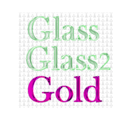 download Glass And Gold Filters clipart image with 270 hue color