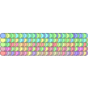 download Rainbow Element clipart image with 135 hue color