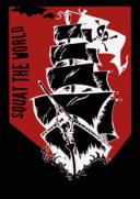 Squat The World Pirate Ship
