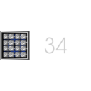 download Magic Square clipart image with 225 hue color
