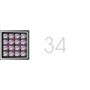 download Magic Square clipart image with 315 hue color