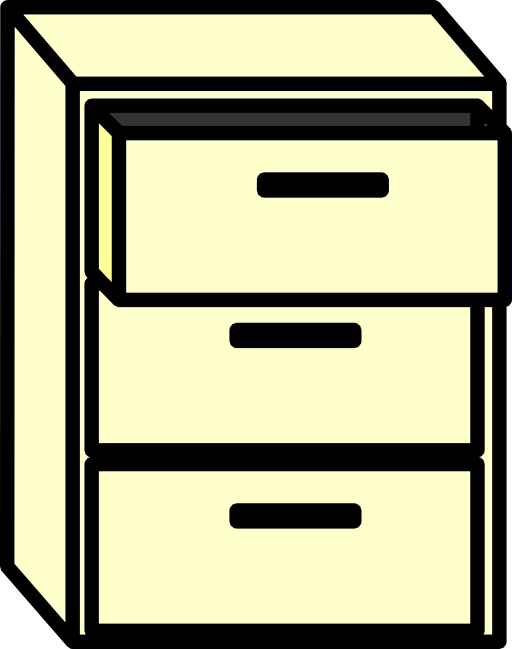 Filing Cabinet Clipart i2Clipart Royalty Free Public Domain Clipart