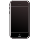 download Iphone Svg clipart image with 135 hue color