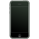 download Iphone Svg clipart image with 270 hue color