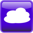download Cloud Computing Button Nube Computo clipart image with 45 hue color