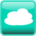 download Cloud Computing Button Nube Computo clipart image with 315 hue color