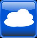 Cloud Computing Button Nube Computo