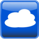 Cloud Computing Button Nube Computo