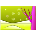 download Snow clipart image with 225 hue color