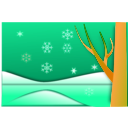 download Snow clipart image with 315 hue color