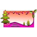 download Christmas L1 clipart image with 315 hue color
