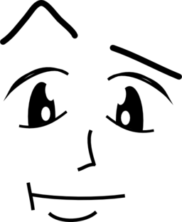 Happy Face Outline Clipart I2clipart Royalty Free Public Domain Clipart