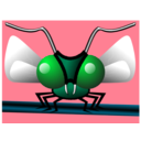 download Mosca clipart image with 135 hue color