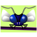 download Mosca clipart image with 225 hue color