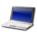 download Netbook clipart image with 135 hue color