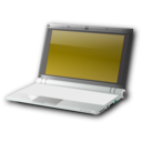 download Netbook clipart image with 315 hue color
