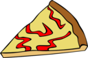 Fast Food Snack Pizza Cheese