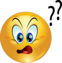 Wondering Smiley Emoticon