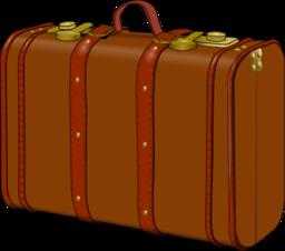 Suitcase Clipart | i2Clipart - Royalty Free Public Domain ...