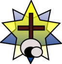Symbolism Star Cross Empty Tomb
