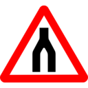 Roadsign End Daul