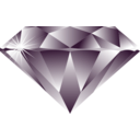 download Diamond clipart image with 45 hue color