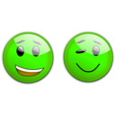 download Smiley 3 clipart image with 45 hue color