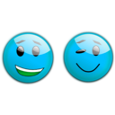 download Smiley 3 clipart image with 135 hue color