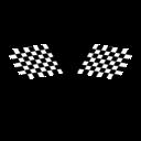 Netalloy Chequered Flag