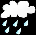 Weather Symbols Rain