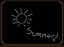 Summer School Blackboard