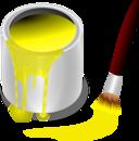 Color Bucket Yellow