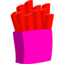 download Hot Chips clipart image with 315 hue color